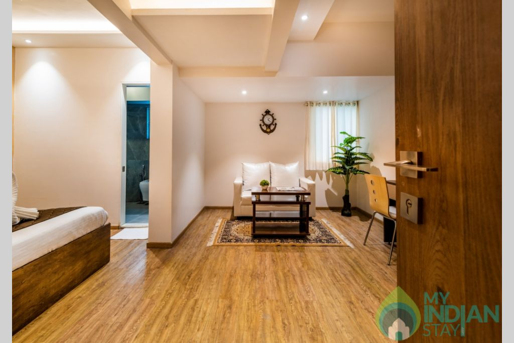 7 (Copy) in a Serviced Apartment in Mumbai, Maharashtra