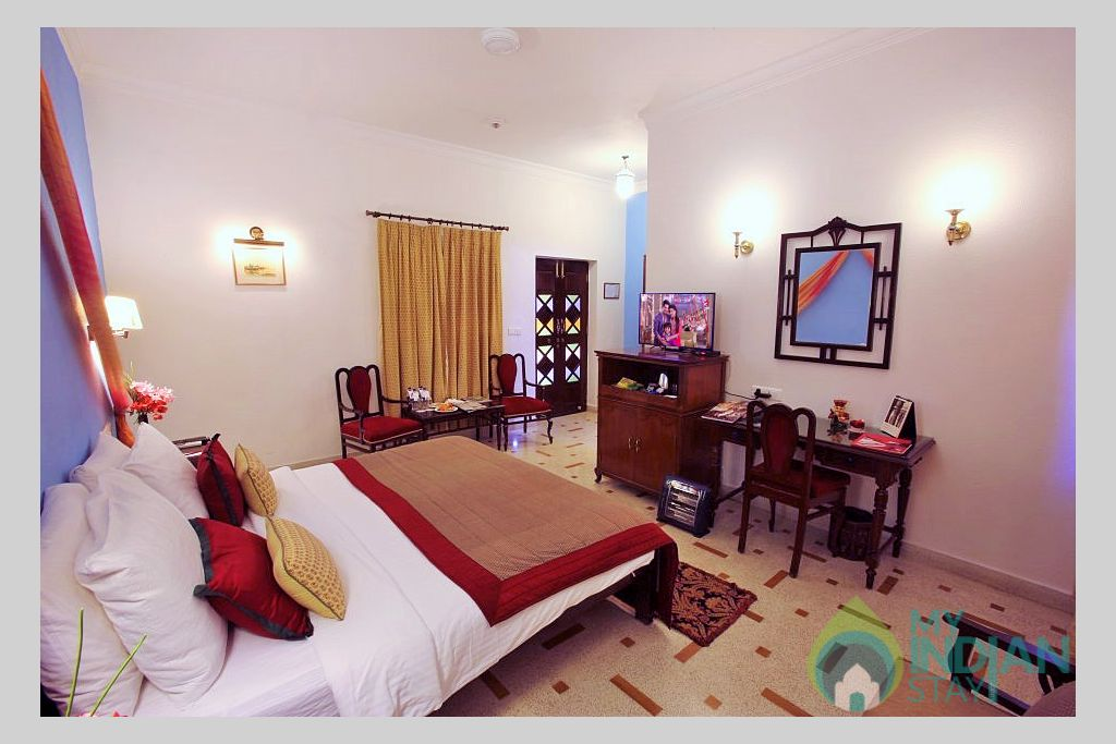 Deluxe Room 1 in a Hotel in Jaisalmer, Rajasthan