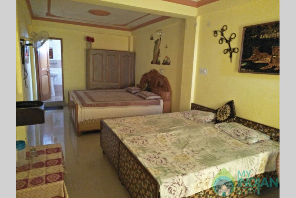 558c500a-1053-47d3-8a3a-d840e1be3fdd in a HomeStay in Shimla, Himachal Pradesh