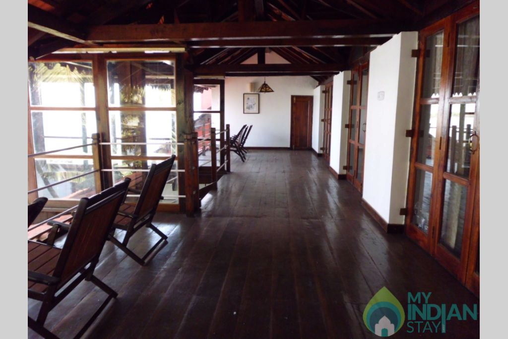Upper Bedrooms in a House in North Goa, Goa