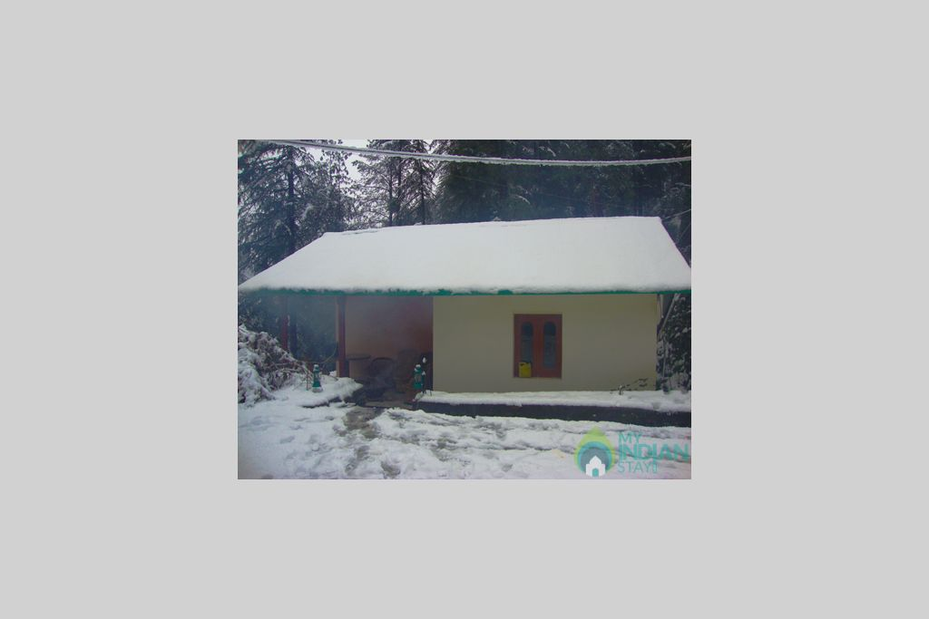 Cottage 2 in a Cottage/Huts in Kasol, Himachal Pradesh