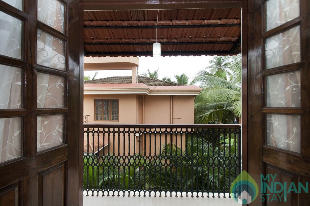 29 in a House in Calangute, Goa