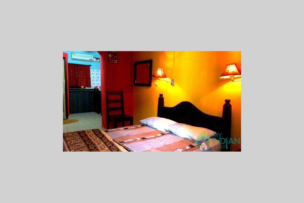 Suite Room in a Guest House in Arambol, Goa