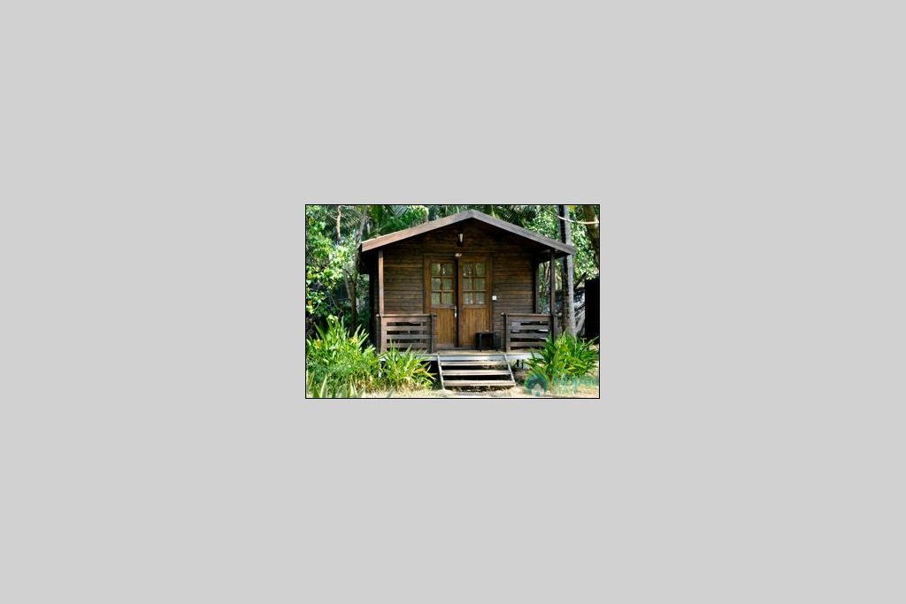 woodenhomes-MB2 in a Cottage/Huts in Arambol, Goa