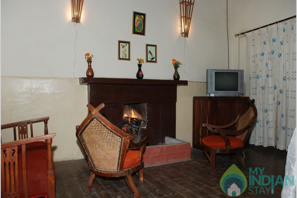 Parsonage  in a HomeStay in Solan, Himachal Pradesh
