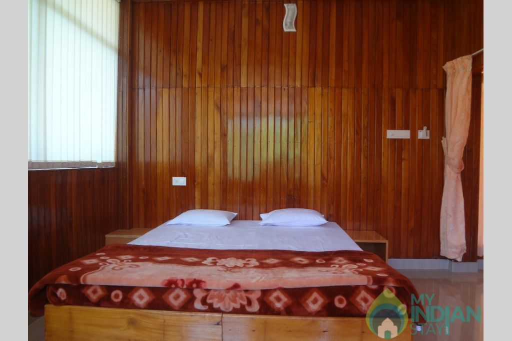 Bedroom in a HomeStay in Munnar, Kerala
