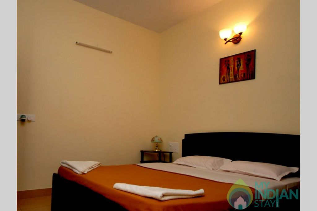 relax6 in a Serviced Apartment in Arpora, Goa
