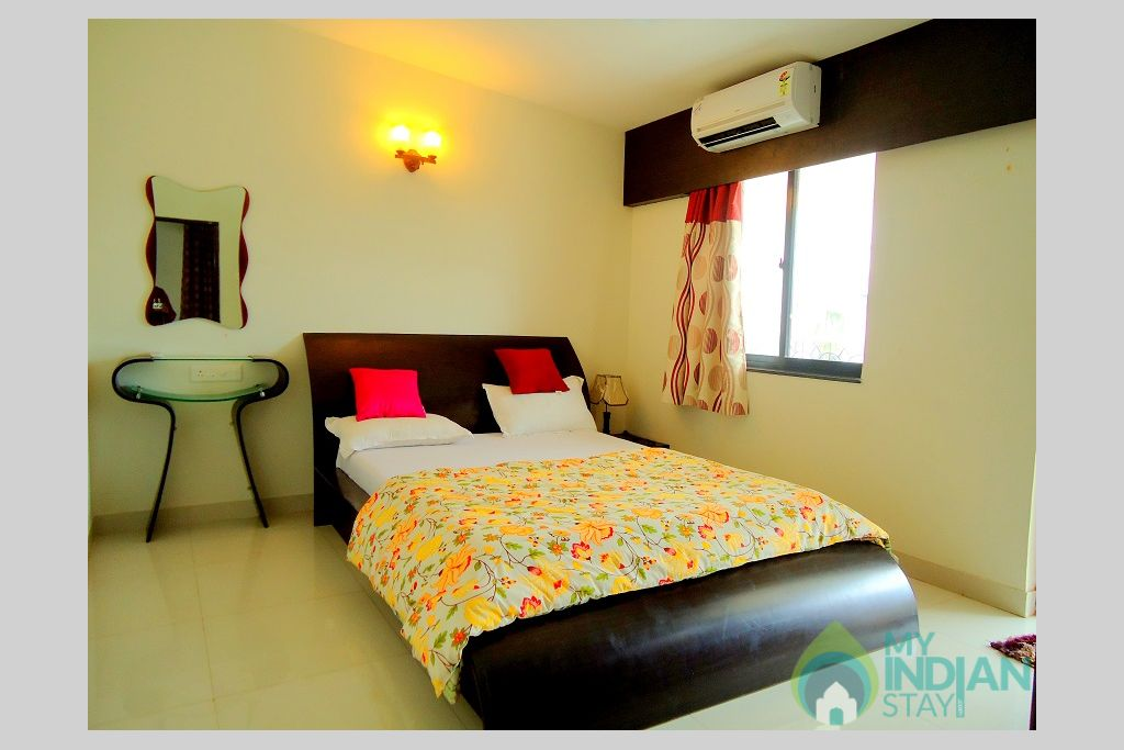 22 in a Self Catered Apartment in Candolim, Goa