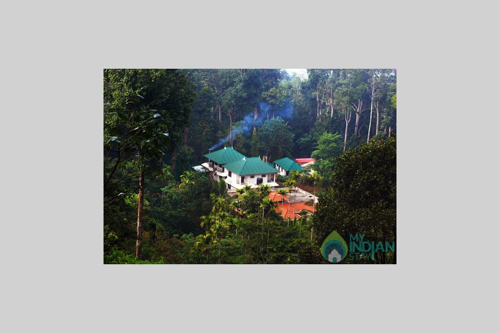 Overview in a Bed & Breakfast in Munnar, Kerala