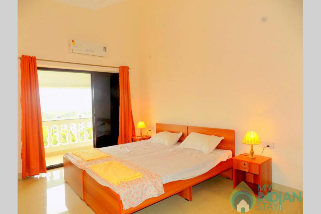 5 in a Self Catered Apartment in Siolim, Goa