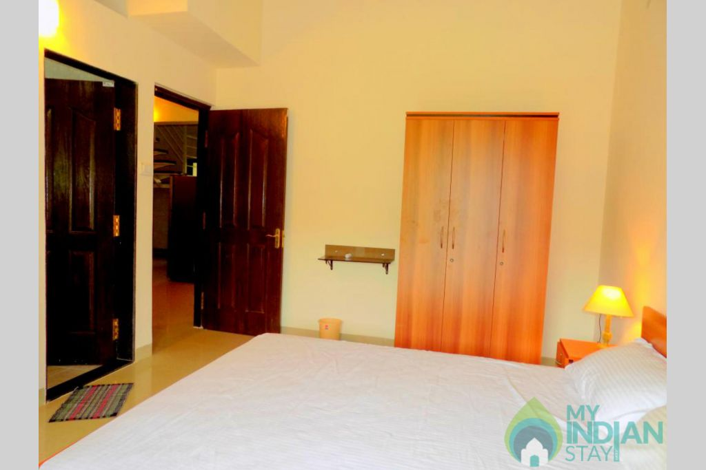8 in a Self Catered Apartment in Siolim, Goa