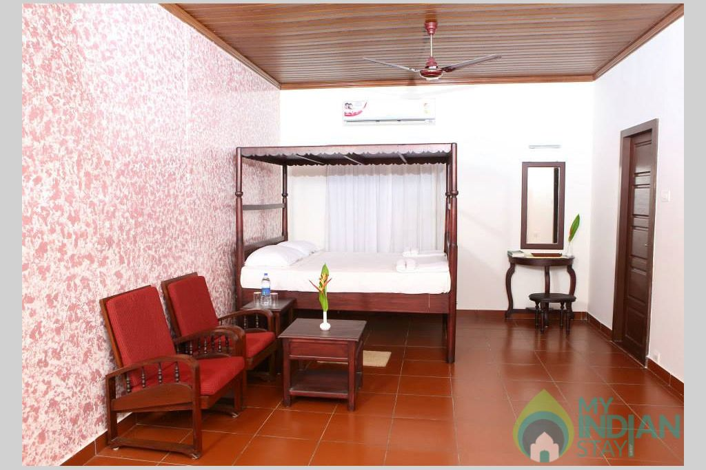 Interior View in a HomeStay in Alappuzha, Kerala