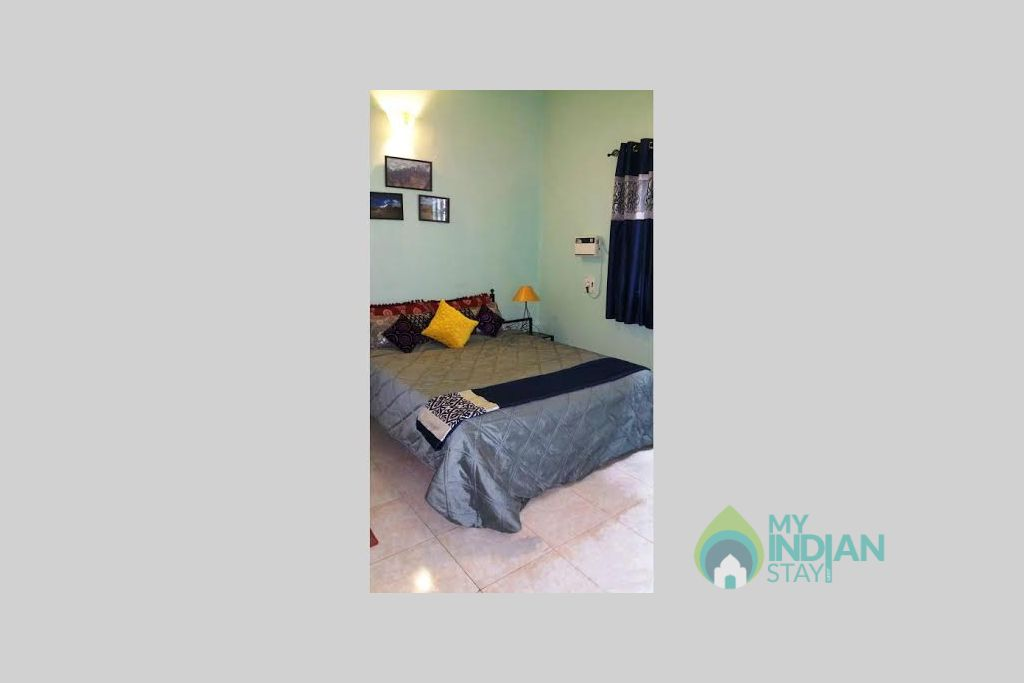 4 in a Self Catered Apartment in Calangute, Goa