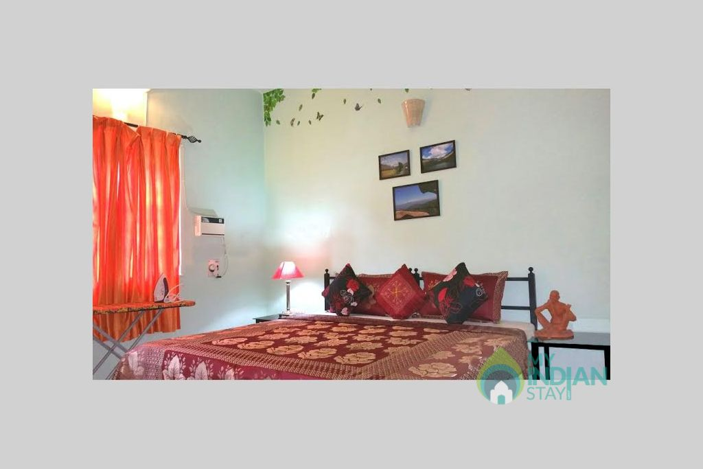 5 in a Self Catered Apartment in Calangute, Goa