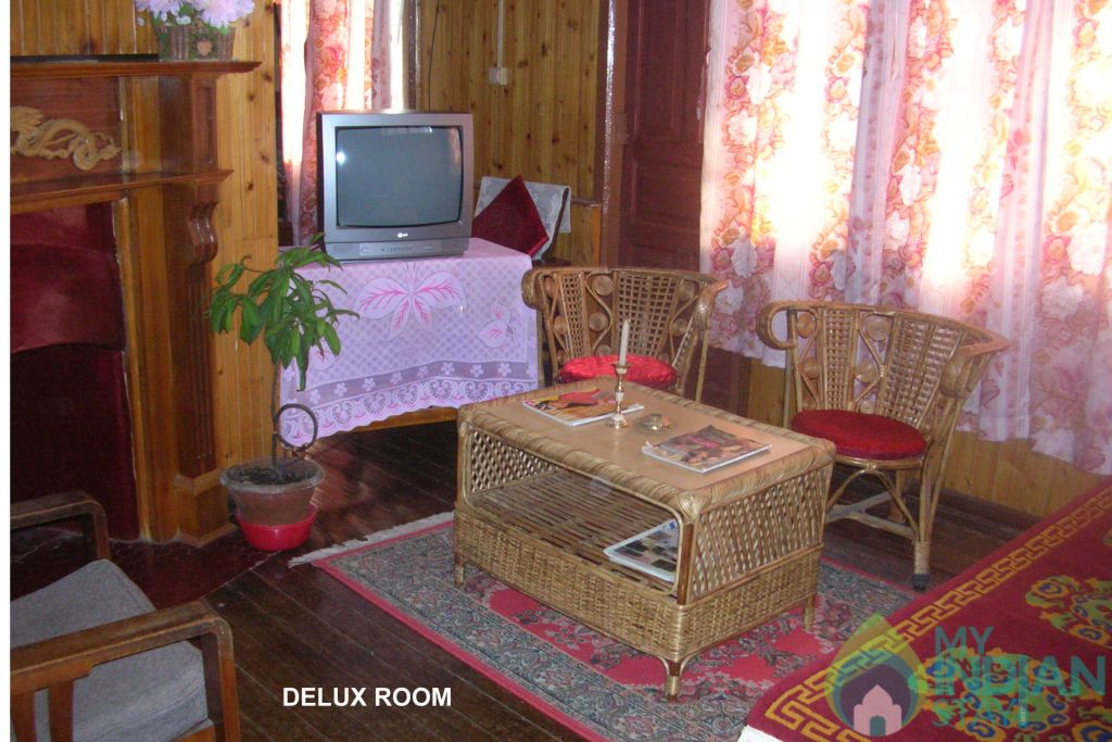 DELUX ROOM 1 in a Guest House in Darjeeling, West Bengal