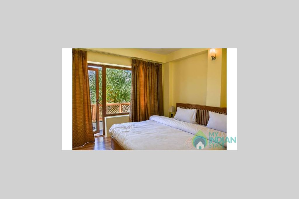 Deluxe Room 1 in a Bed & Breakfast in Leh, Jammu and Kashmir