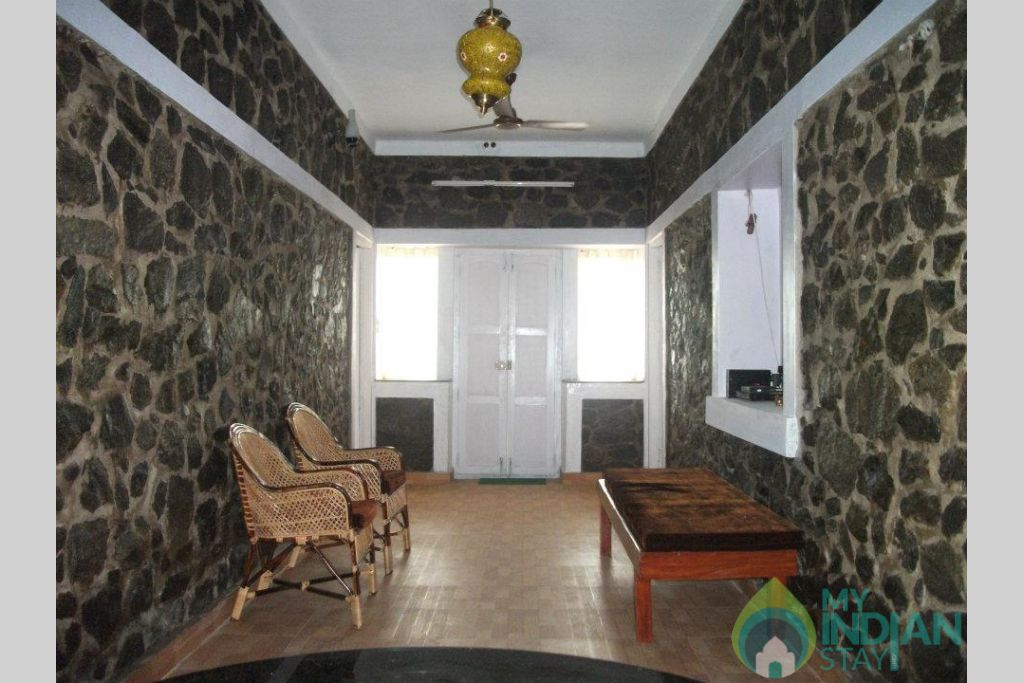 Interiors in a HomeStay in Vagamon, Kerala