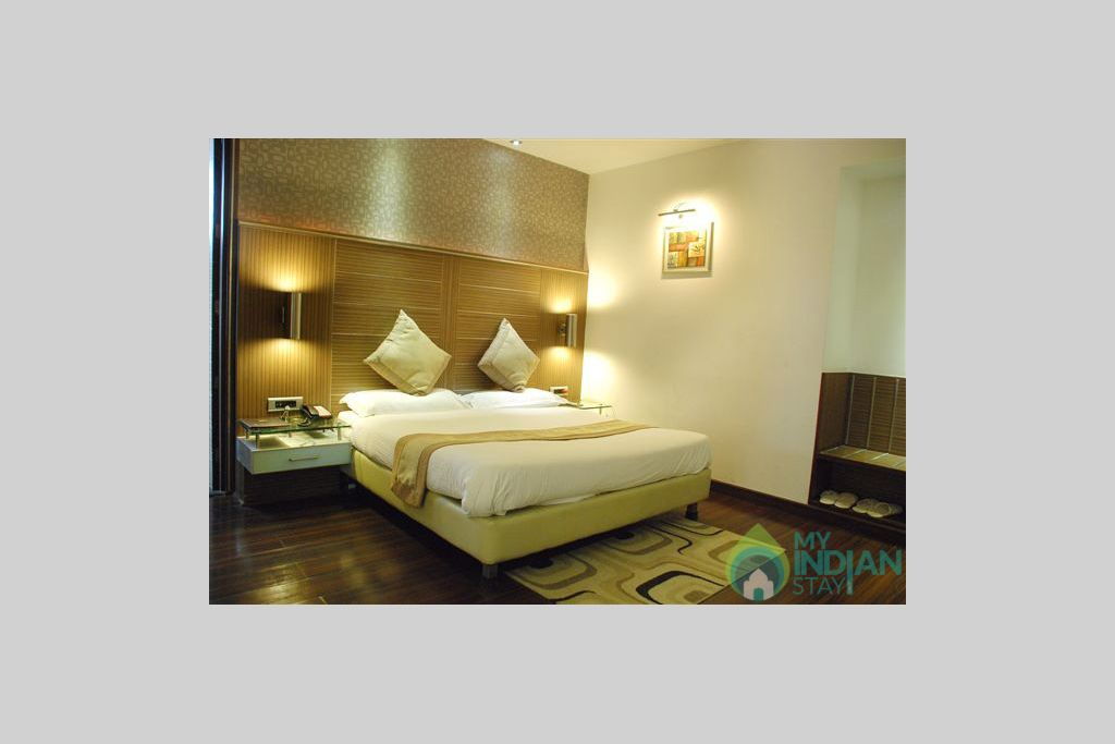 Premium Deluxe double room in a Hotel in New Delhi, Delhi