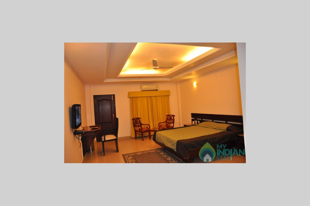 Room-Executive in a Hotel in Kangra, Himachal Pradesh