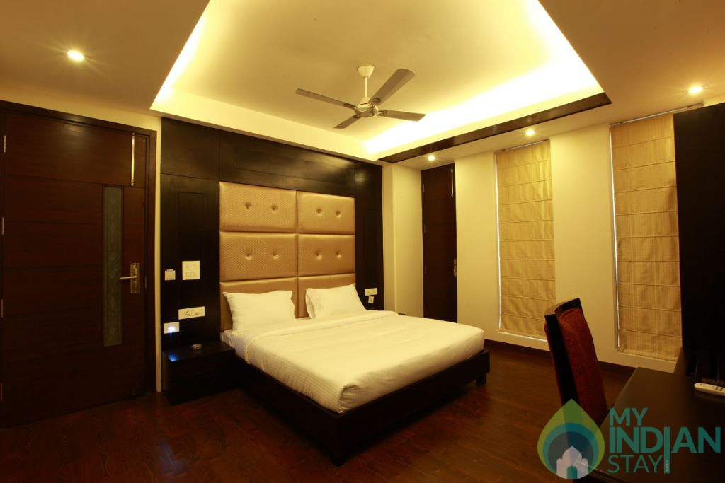 deluxe Room  in a Hotel in New Delhi, Delhi