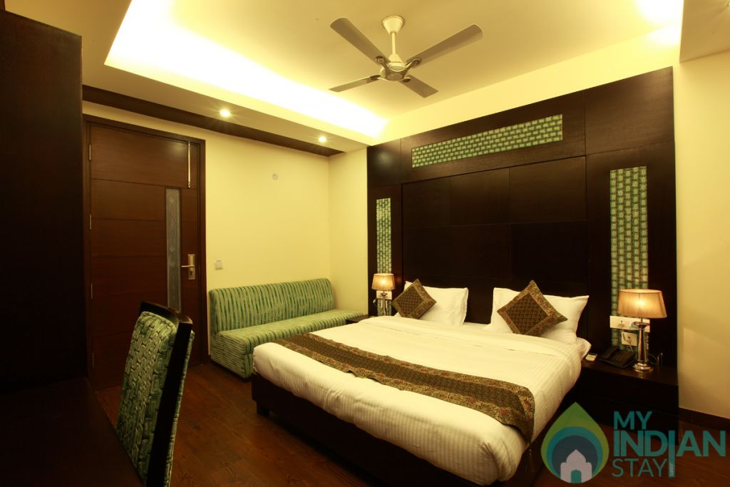 Premium Room in a Hotel in New Delhi, Delhi