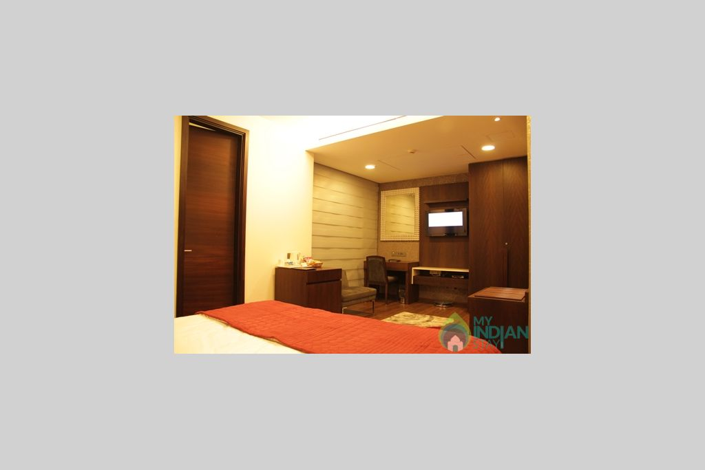 luxury suites in a Hotel in New Delhi, Delhi