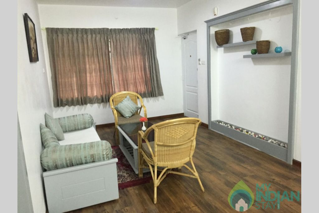 Executive Suite image 9 in a Bed & Breakfast in Ooty, Tamil Nadu