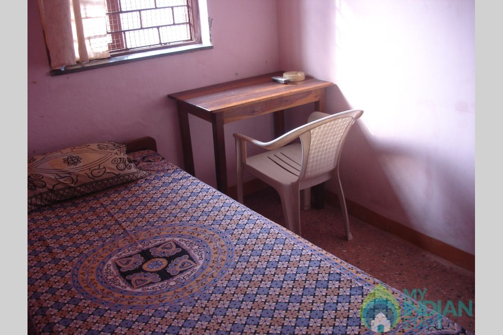 Single Room in a Guest House in Anjuna, Goa