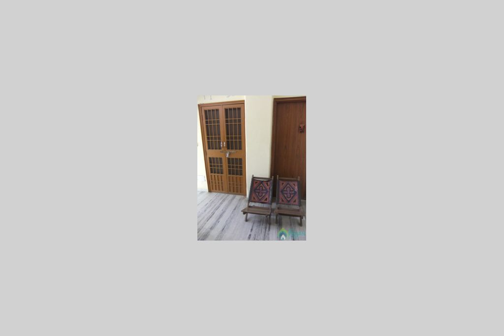 Entrance in a Serviced Apartment in Jaipur, Rajasthan