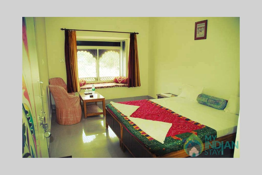 Bed Room No in a Bed & Breakfast in Bundi, Rajasthan