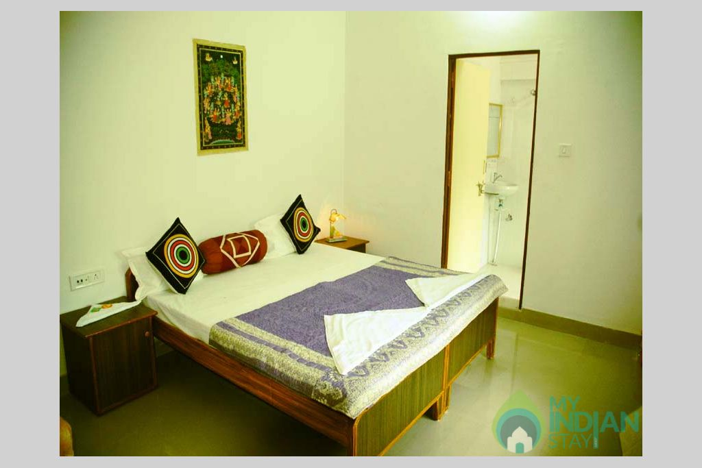 Bed Room 5 in a Bed & Breakfast in Bundi, Rajasthan