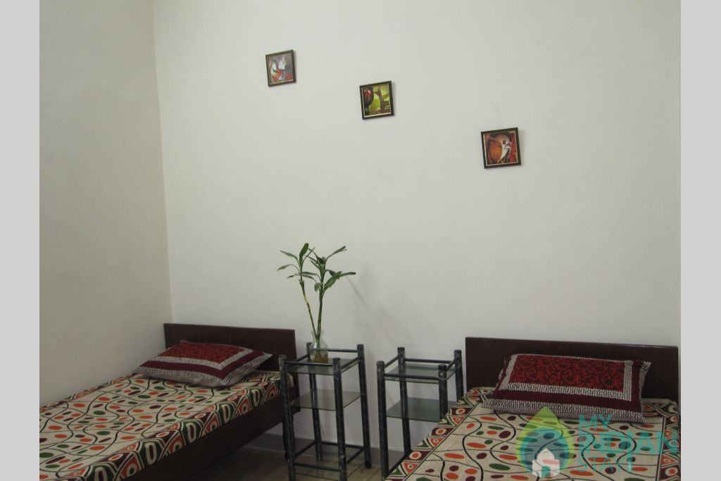 2 Bedded Private Room in a Bed & Breakfast in New Delhi, Delhi