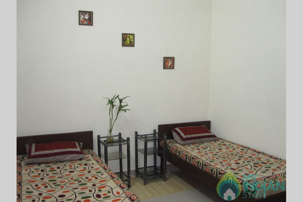 Private 2 Bedded Room Ensuite in a Bed & Breakfast in New Delhi, Delhi