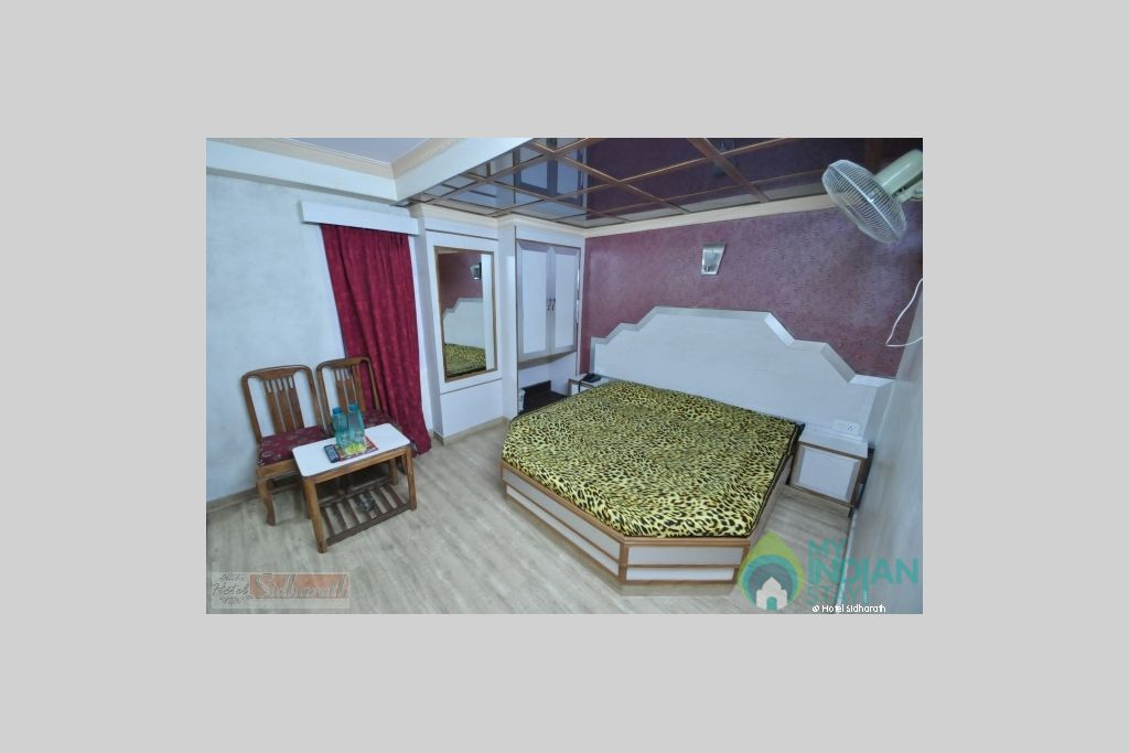 Deluxe Bedroom 1 in a Bed & Breakfast in Shimla, Himachal Pradesh