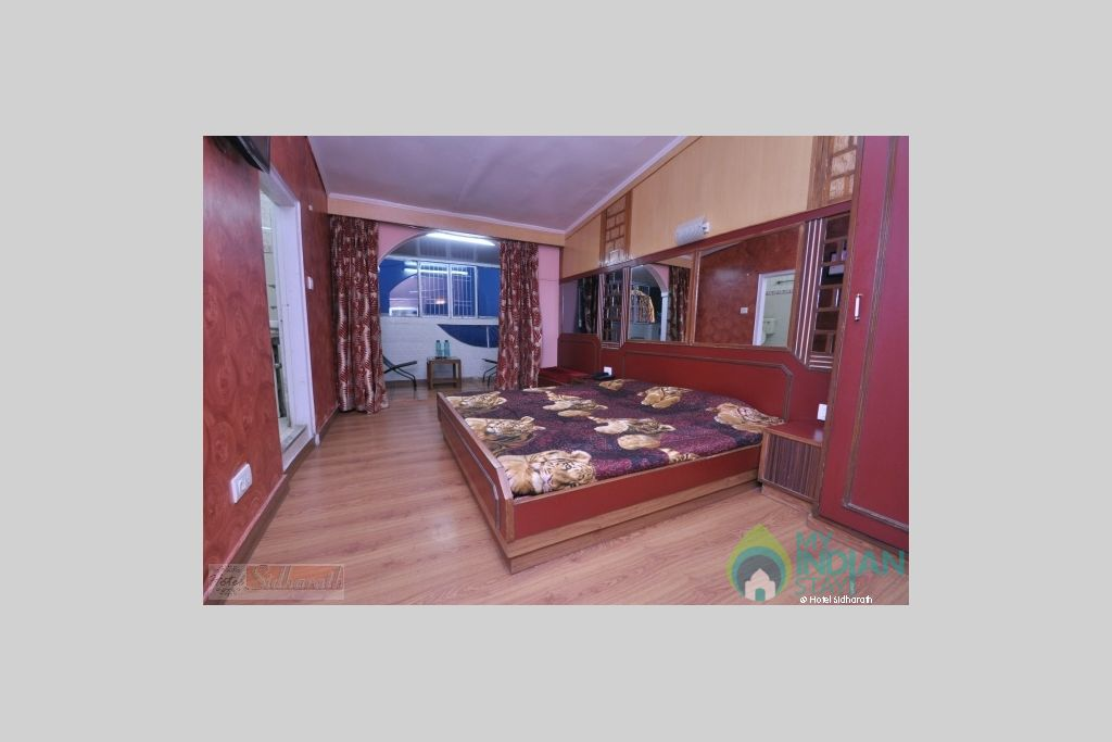 Super Deluxe Bedroom 2 in a Bed & Breakfast in Shimla, Himachal Pradesh