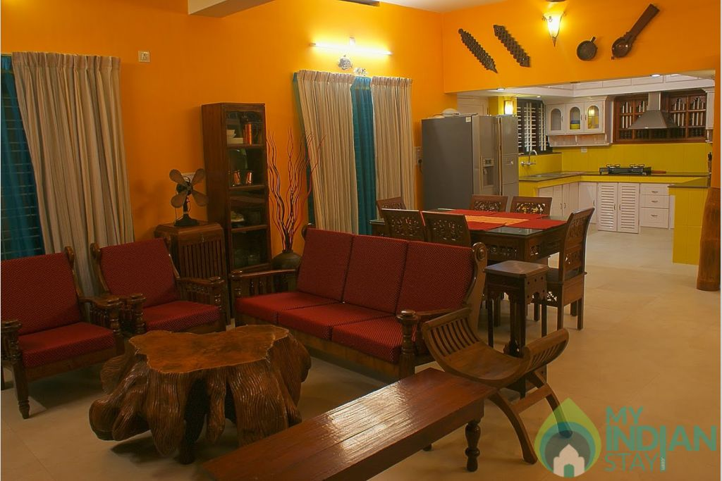 Sit Out in a HomeStay in Thiruvananthapuram, Kerala