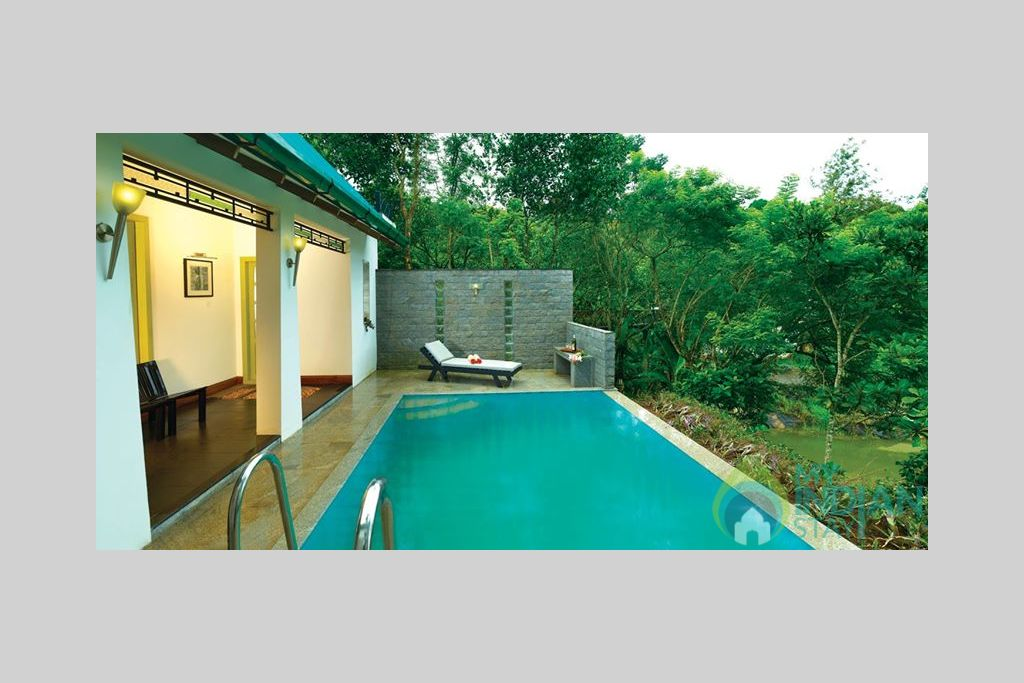 Swimming Pool in a HomeStay in Kumily, Kerala
