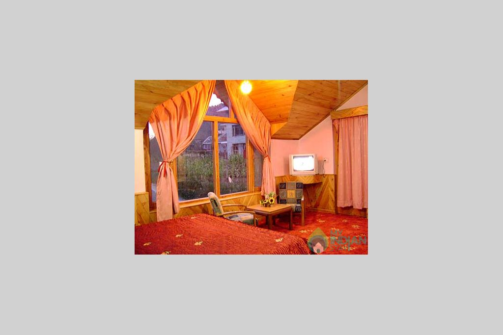Bed Room in a Guest House in Manali, Himachal Pradesh