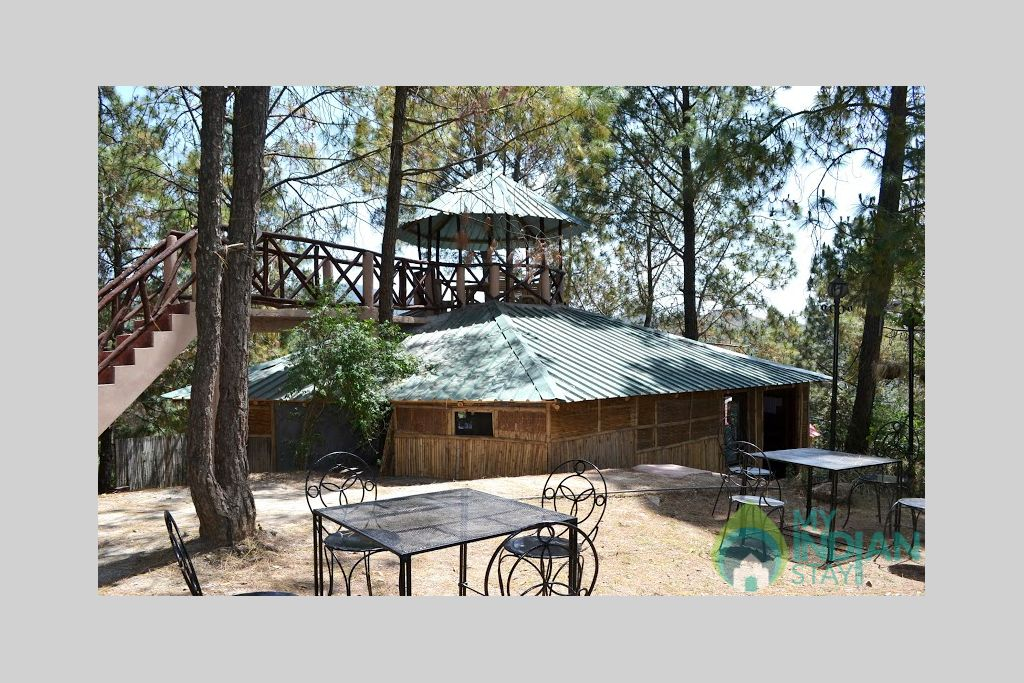 Dinning in a Cottage/Huts in Shimla, Himachal Pradesh