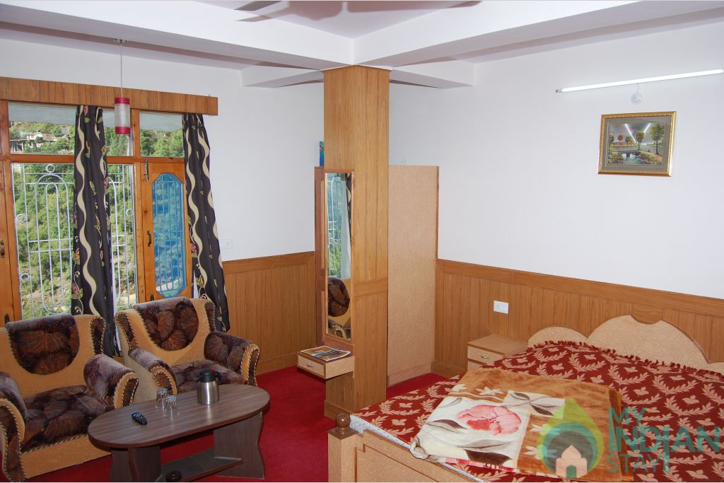 Room3 in a HomeStay in Shoghi, Himachal Pradesh