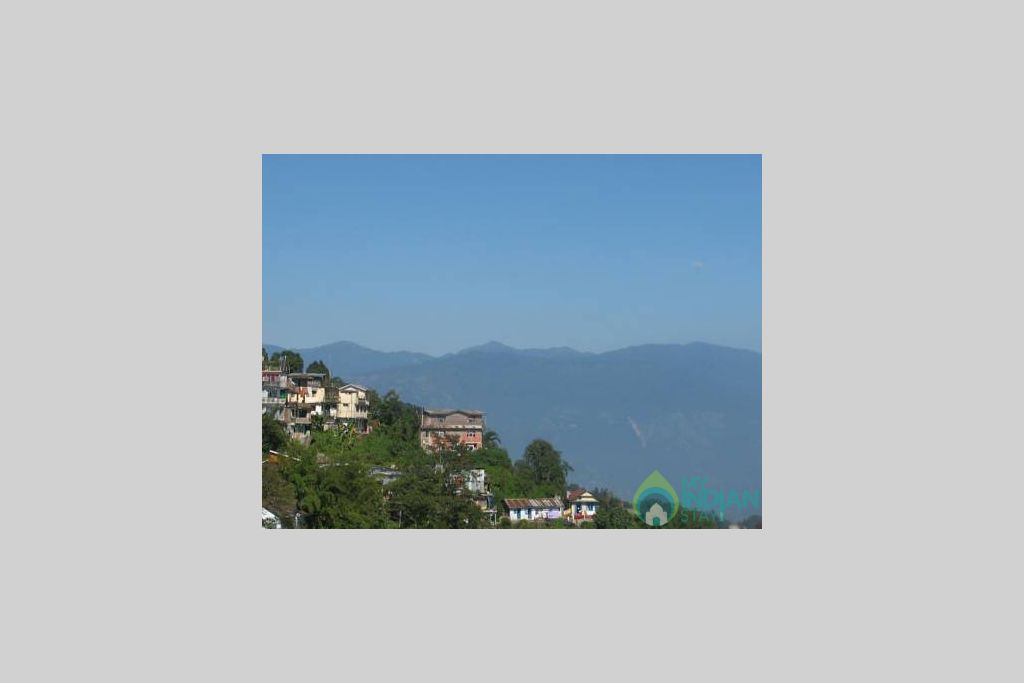 Valley View in a Bed & Breakfast in Darjeeling, West Bengal