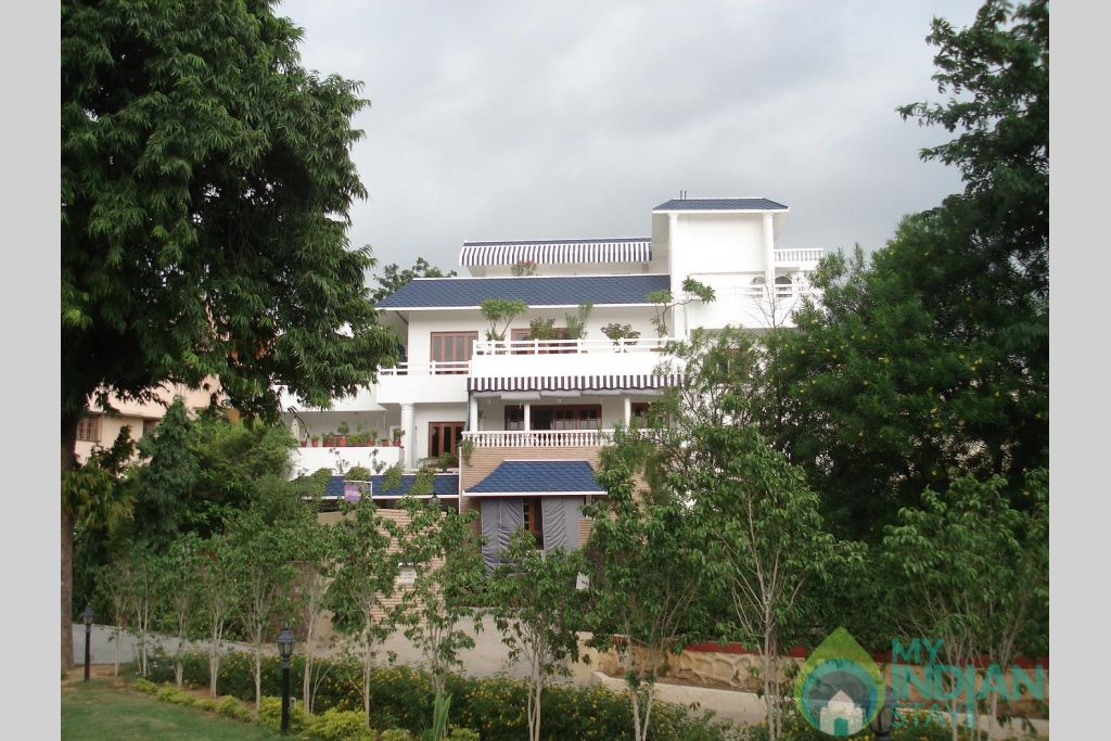 1 main profile pic Girisadan house in a Bed & Breakfast in Jaipur, Rajasthan