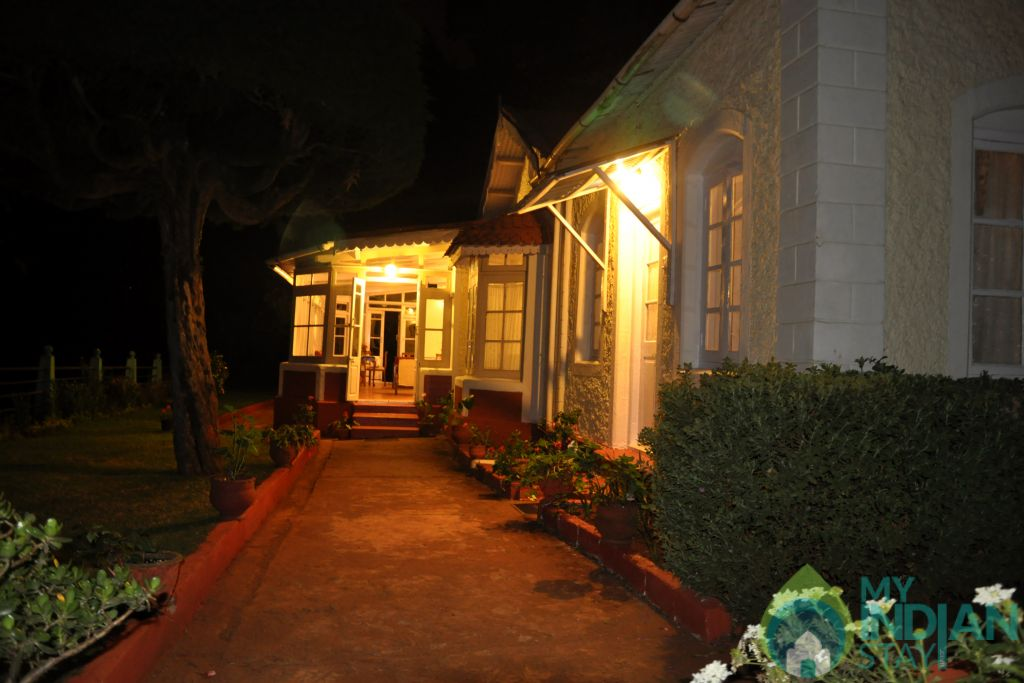 Night View in a Independent Bungalow in Ooty, Tamil Nadu