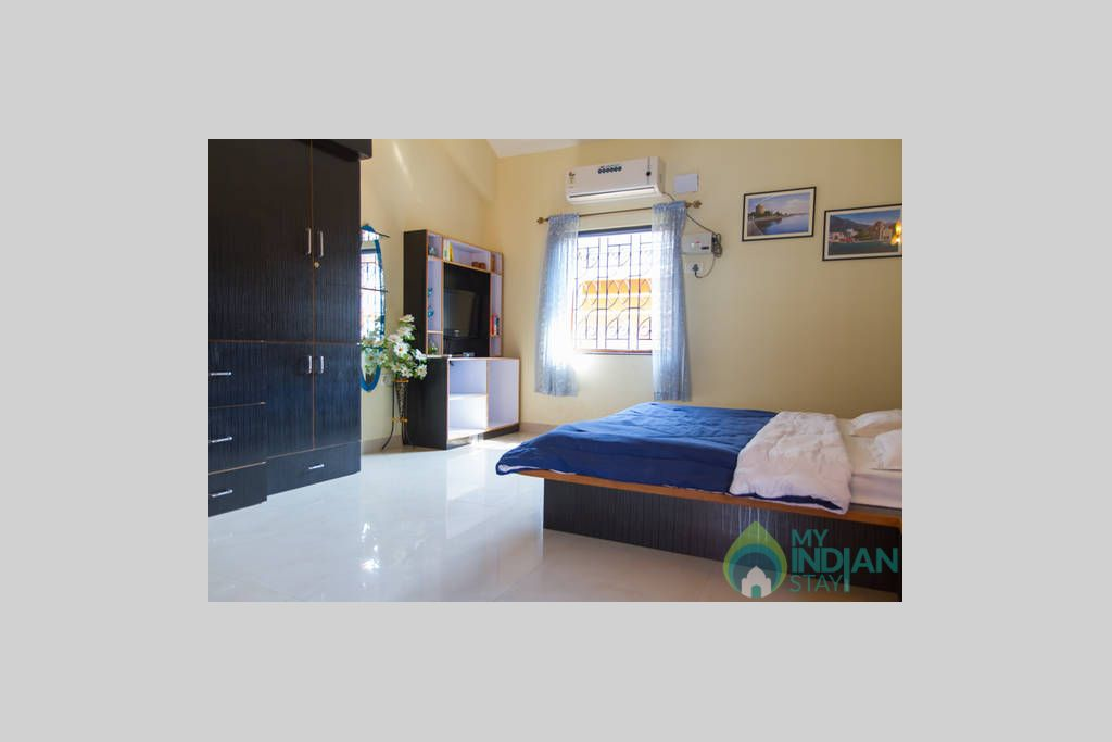 5 in a Independent Bungalow in Benaulim, Goa