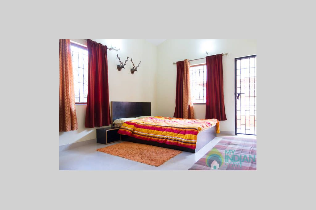 8 in a Independent Bungalow in Benaulim, Goa