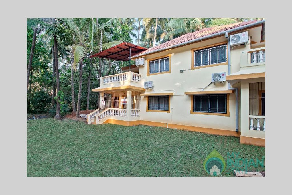2-holiday-letting-villas-in-goa-for-rent in a Villa in Calangute, Goa