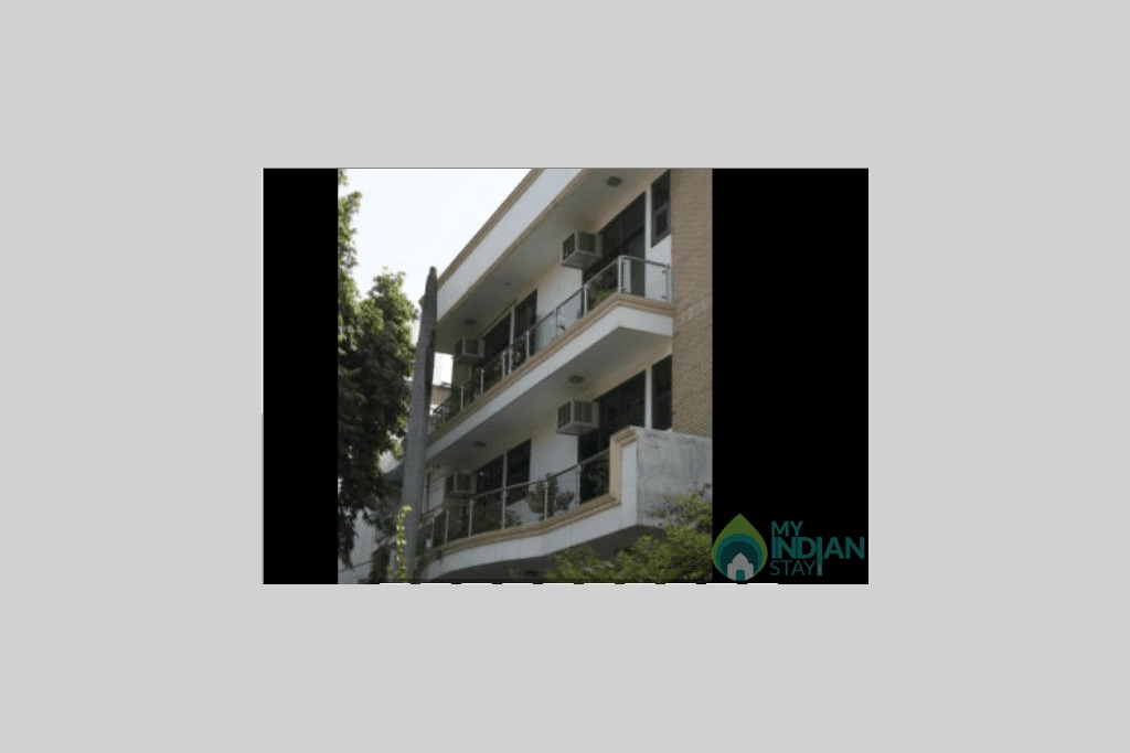 K one one homestay in a Bed & Breakfast in New Delhi, Delhi