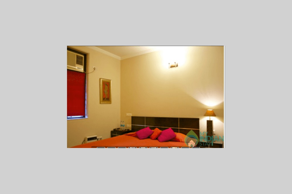 room type 2 in a Bed & Breakfast in New Delhi, Delhi