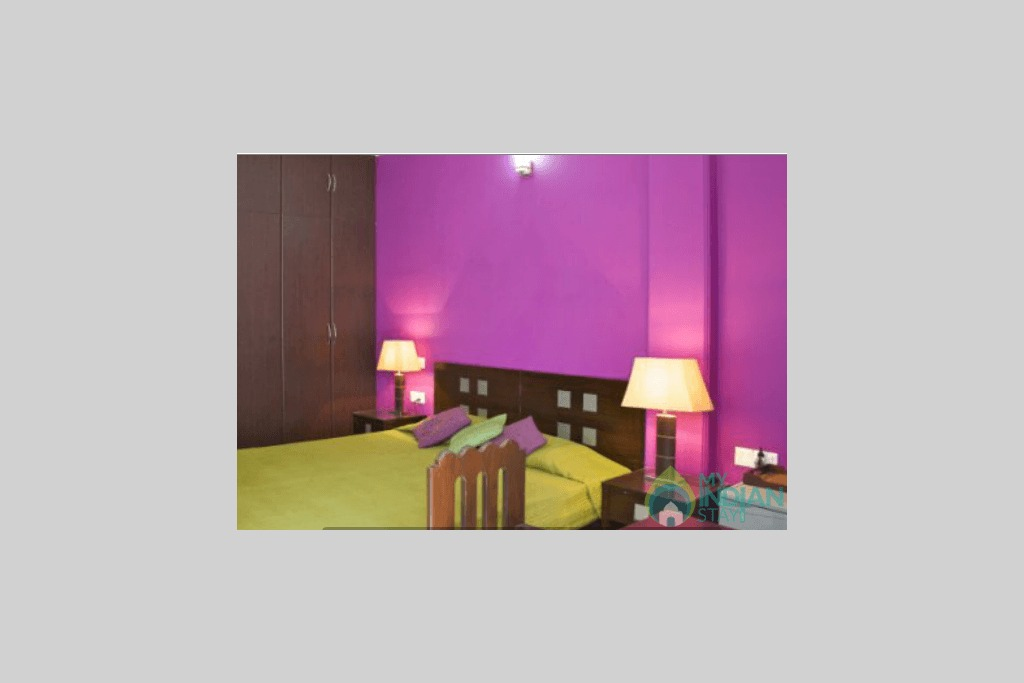 room type 3 in a Bed & Breakfast in New Delhi, Delhi