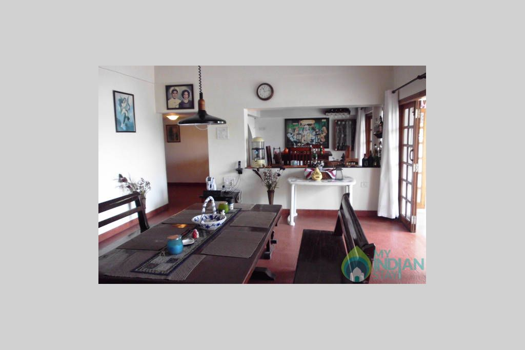 DINING N FAMILY CENTER in a Cottage/Huts in Velha Goa, Goa